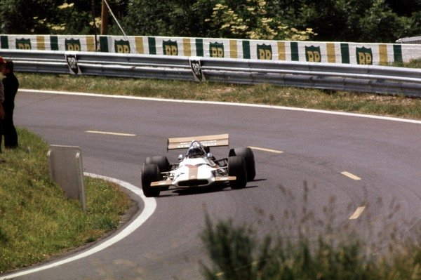 1970 French Grand Prix.Clermont-Ferrand, France.3-5 July 1970.Pedro Rodriguez (BRM P153).Ref-70 FRA 07.World Copyright - LAT Photographic