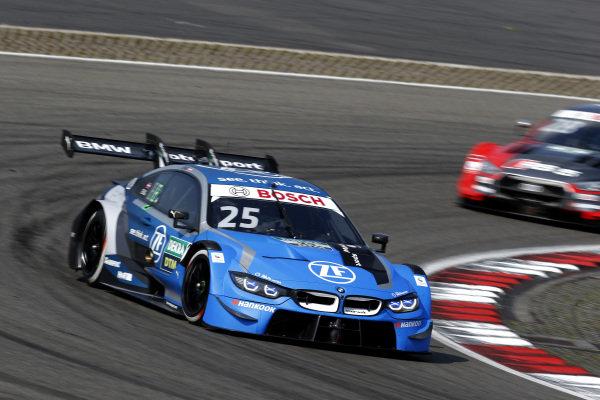 Philipp Eng, BMW Team RBM, BMW M4 DTM.