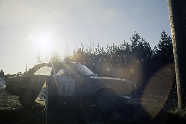 Tony Fowkes / Peter O'Gorman, Ford Escort Mki.
