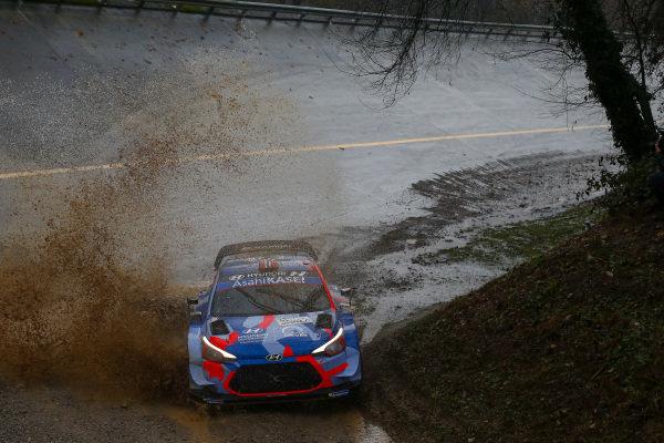 Ole Christian Veiby (NOR), Hyundai 2C Competition, Hyundai i20 Coupe WRC