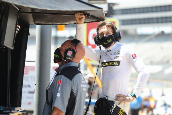 Zach Veach, Andretti Autosport Honda, Copyright: Chris Owens - IMS Photo.