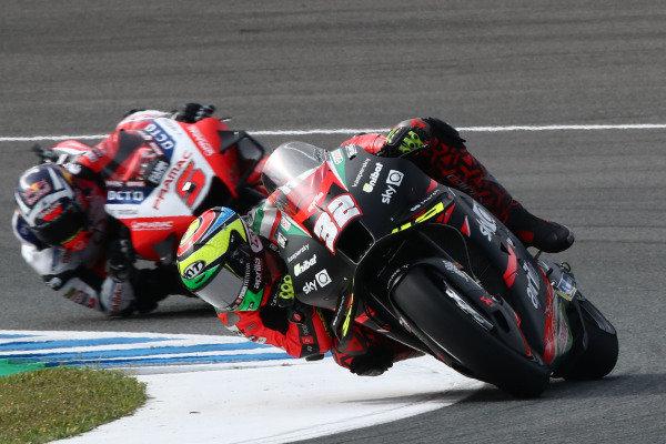 Lorenzo Savadori, Aprilia Racing Team Gresini.