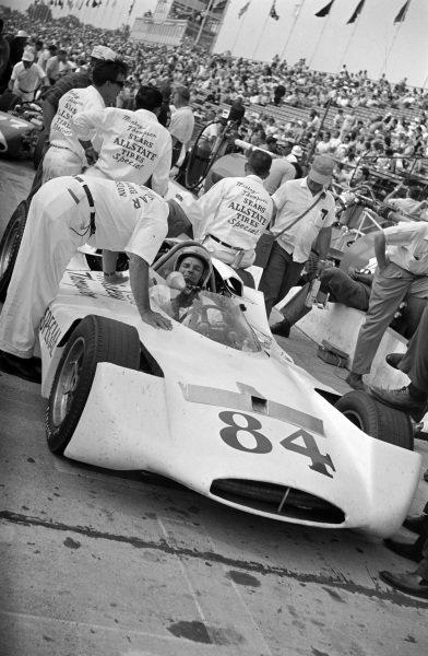 Eddie Johnson, Mickey Thompson, Thompson Ford.