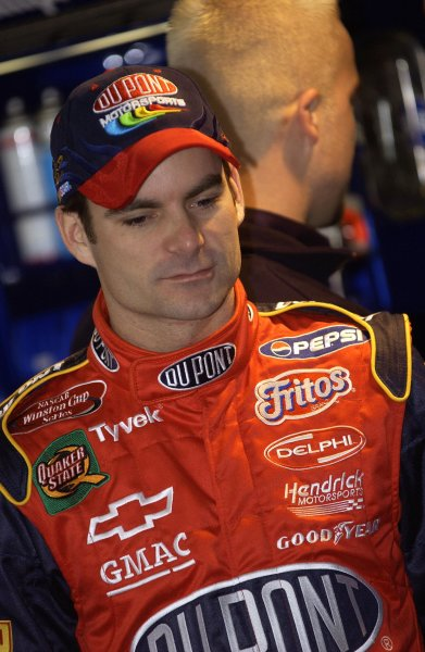 NASCAR Winston Cup Daytona 500 Practice,Qualifying & Twin 125's, Daytona International Speedway, Daytona Beach, FL, USA 8-13 February,2003
