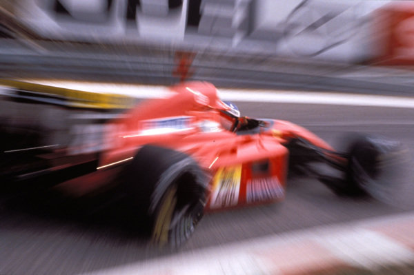 Jean Alesi, Ferrari 643.
