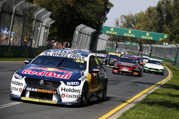 Jamie Whincup, Triple Eight Racing Engineering, Holden