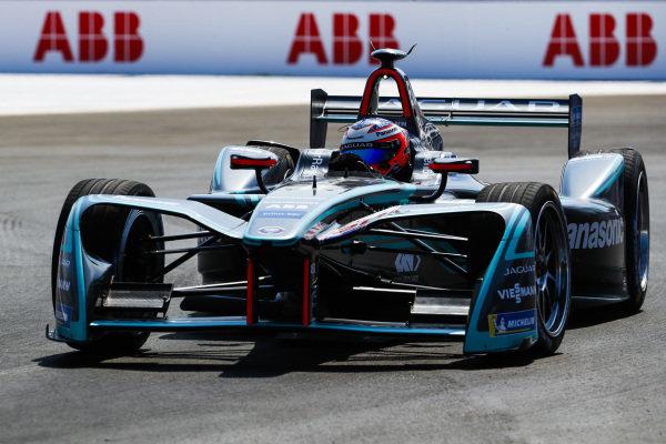 Mitch Evans (NZL), Panasonic Jaguar Racing, Jaguar I-Type II.
