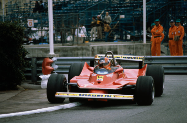 Monte Carlo, Monaco. 15-18 May 1980.