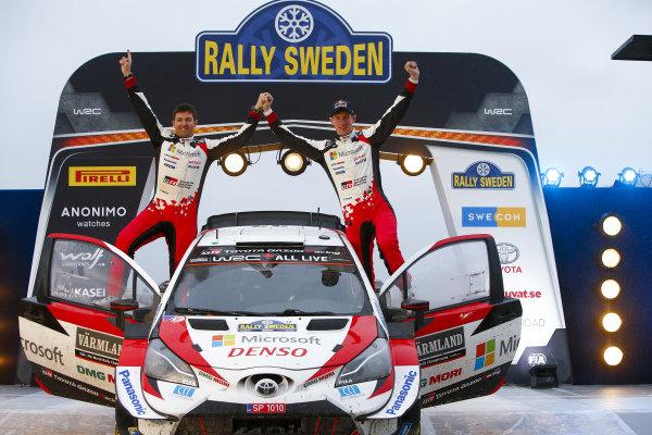 Elfyn Evans (GB), Scott Martin (GB), Toyota Gazoo Racing WRT, Toyota Yaris WRC 2020