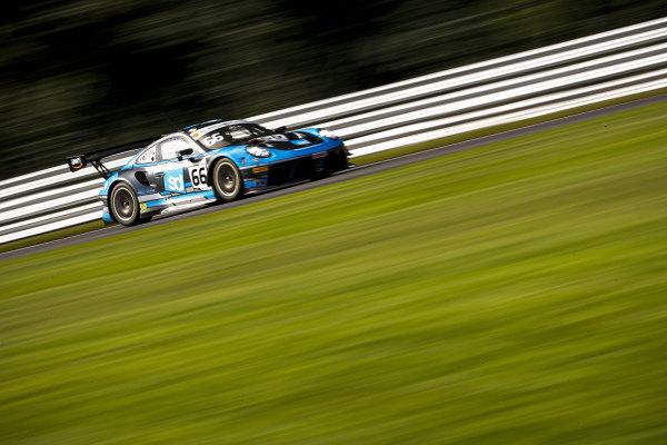 #66 Nick Jones / Scott Malvern - Team Parker Racing Porsche 991.2 GT3 R