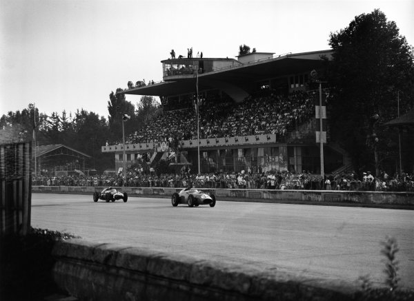 Monza, Italy. 13th September 1959.