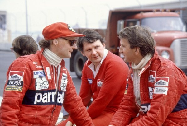 1982 Detroit Grand Prix.