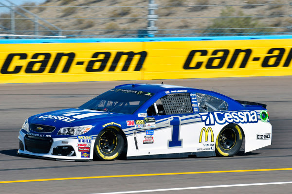 Monster Energy NASCAR Cup Series Can-Am 500 Phoenix Raceway, Avondale, AZ USA Friday 10 November 2017 Jamie McMurray, Chip Ganassi Racing, Cessna Chevrolet SS World Copyright: Nigel Kinrade LAT Images