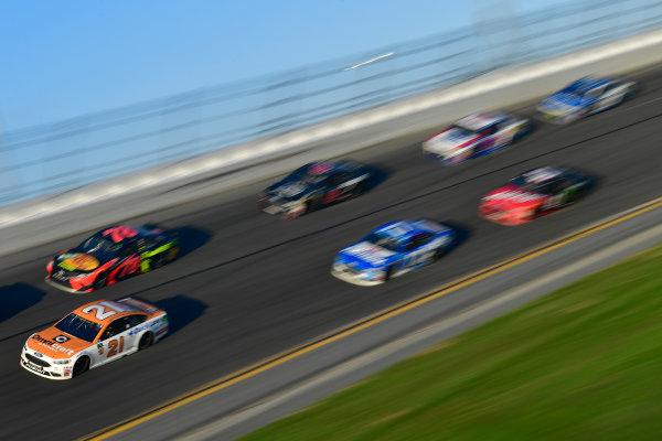 NASCAR Cup Furniture Row Racing, Wood Brothers Racing Photos, Daytona  International Speedway
