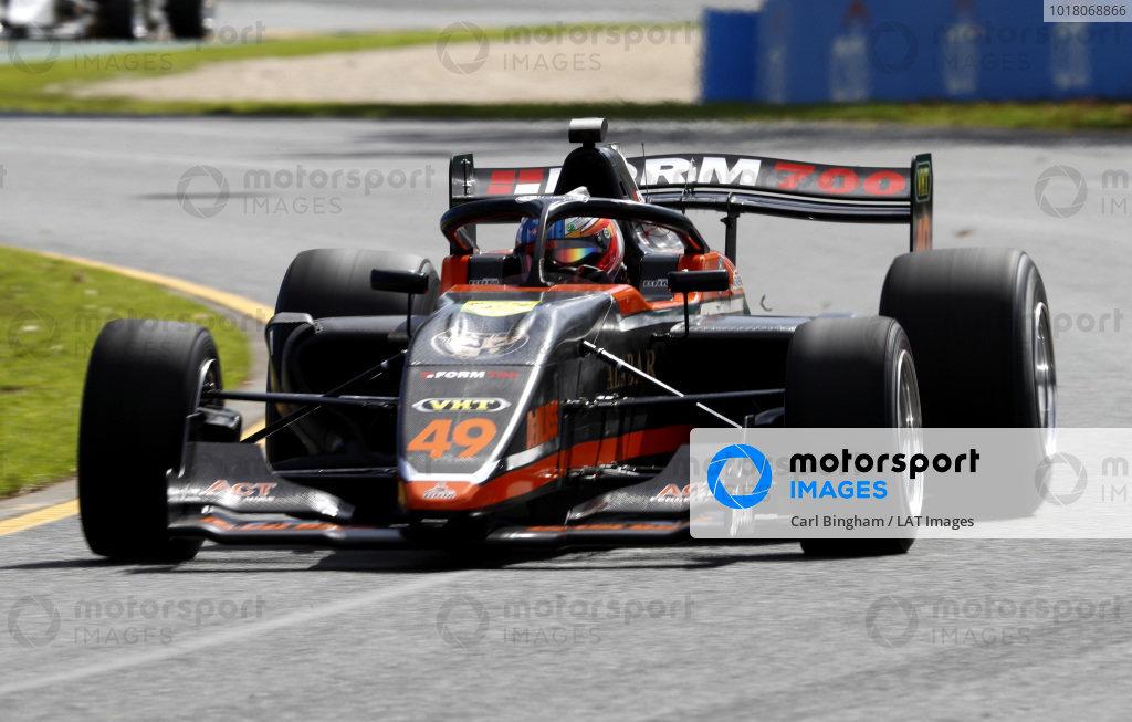 Thomas Randle (AUS) Team BRM