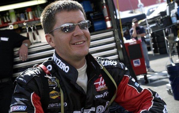 03/26/04 NASCAR Nextel Cup Series.Round 6 of 36. Food City 500. Ward Burton. Bristol, Tennessee, USA.