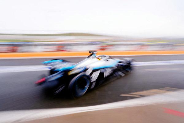 Stoffel Vandoorne (BEL), Mercedes Benz EQ, EQ Silver Arrow 02, leaves the garage