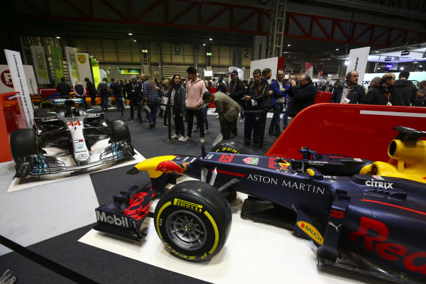 The F1 Racing Stand