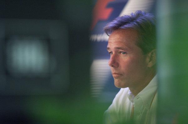 2000 Austrian Grand Prix.A1-Ring, Zeltweg, Austria.14-16 July 2000.B.A R. Honda Managing Director Craig Pollock.World Copyright - Etherington/LAT Photographic