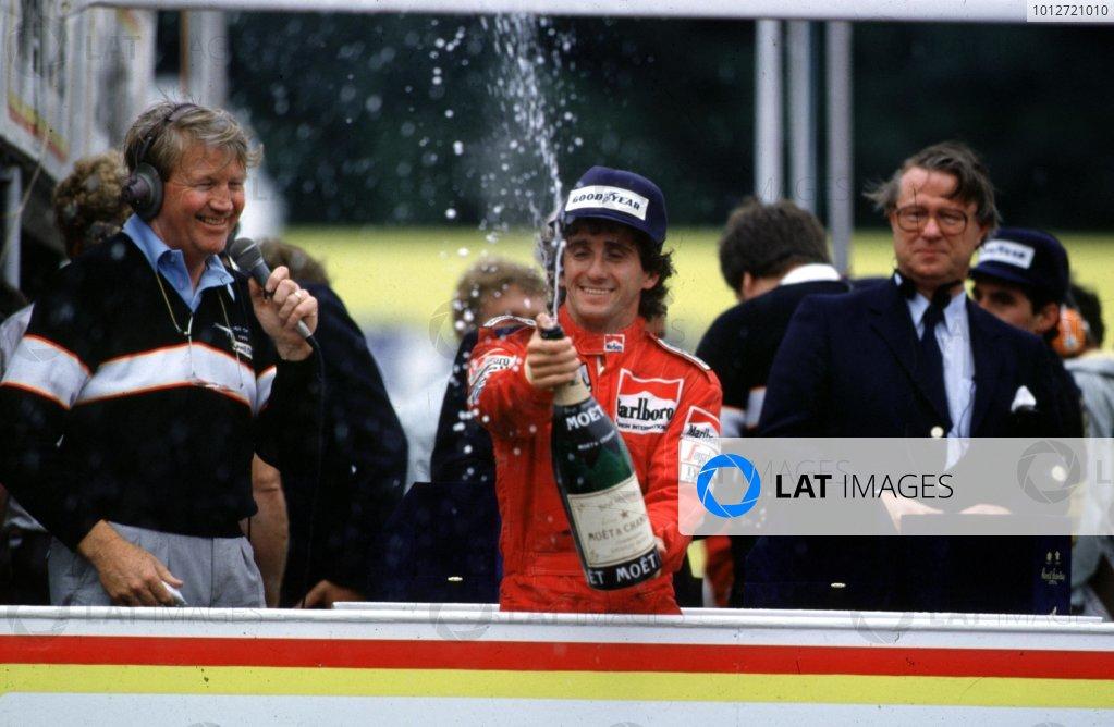 1985 European Grand Prix.