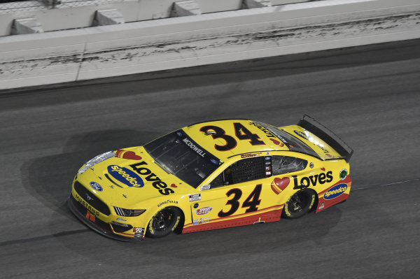 #34: Michael McDowell, Front Row Motorsports, Ford Mustang Love's Travel Stops