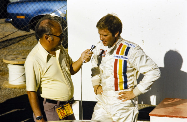 Mark Donohue is interviewed.
