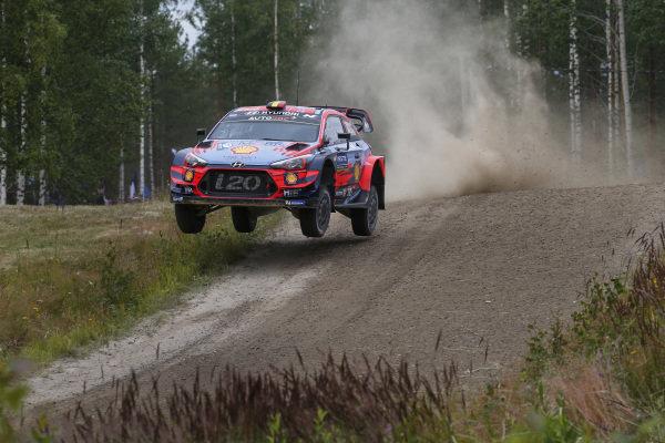 Craig Breen (IRE), Hyundai World Rally Team, Hyundai i20 Coupe WRC 2019