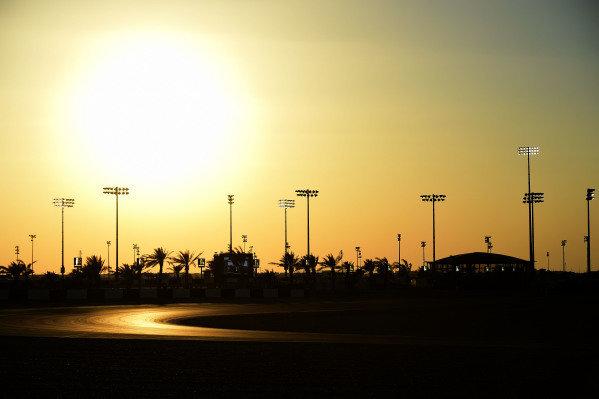 Sunset  .
