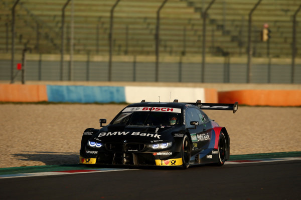 Car of Bruno Spengler, BMW Team RMG, BMW M4 DTM.