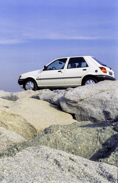 Ford Fiesta 1.4CLX.