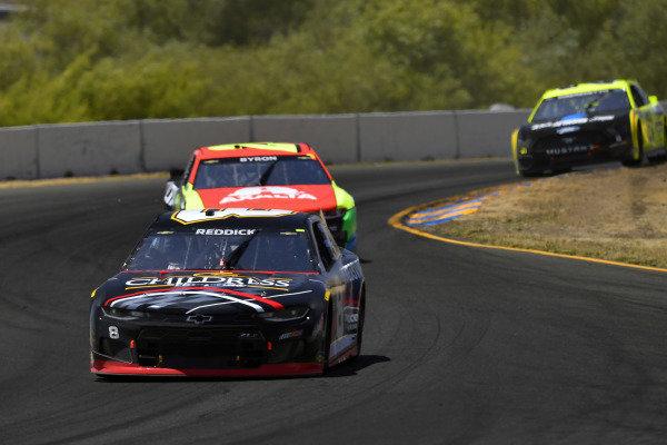 #8: Tyler Reddick, Richard Childress Racing, Chevrolet Camaro Childress Vineyards