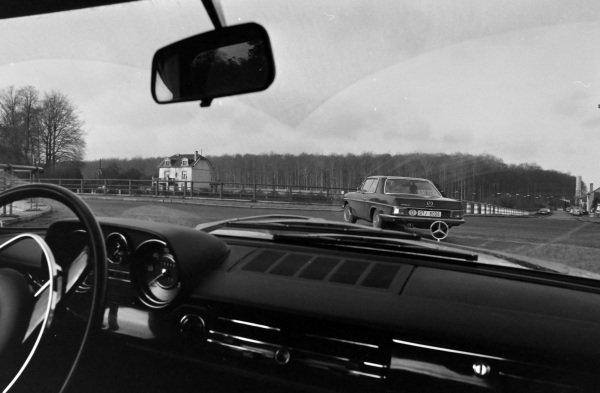 Mercedes Benz roadtest.