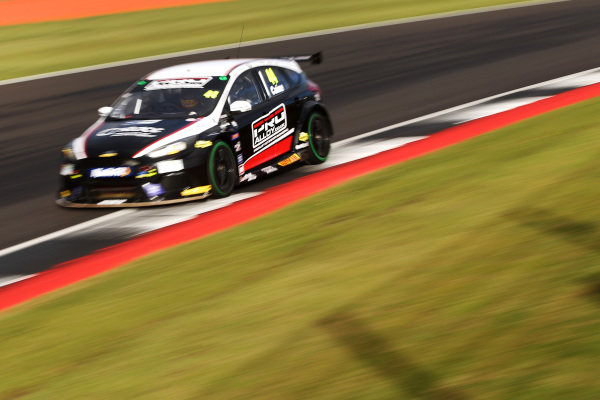 Michael Caine (GBR) Motorbase Performance Ford Focus