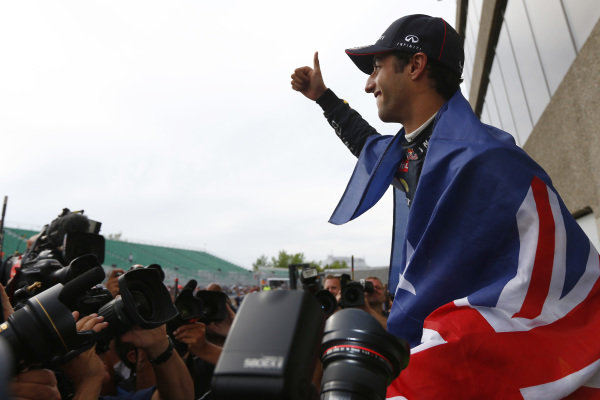 Circuit Gilles Villeneuve, Montreal, Canada.