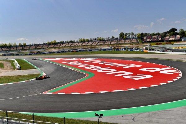 Fernando Alonso (ESP) McLaren MCL33
