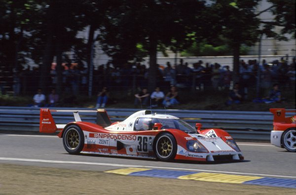 1993 Le Mans 24 Hours