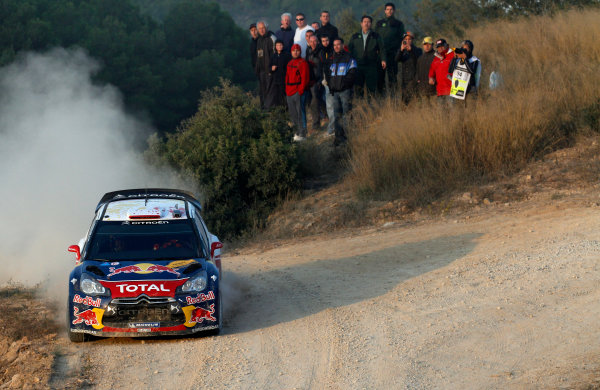 Round 12-Rally Spain. 20th-23th October 2011.