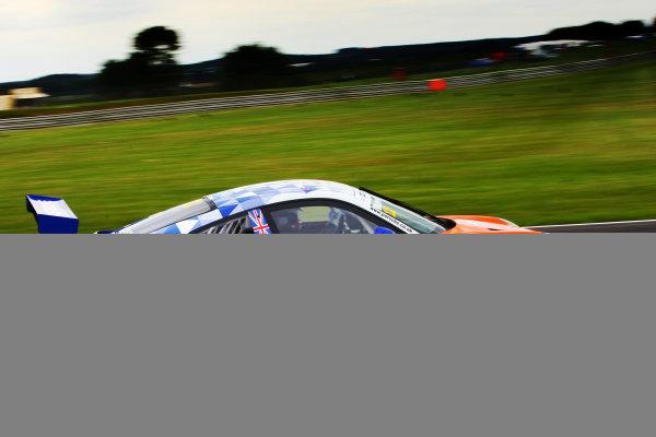 2017 Porsche Carrera Cup GB,  Snetterton. 29th-30th July 2017, Scott Malvern (GBR) Redline World copyright. JEP/LAT Photographic