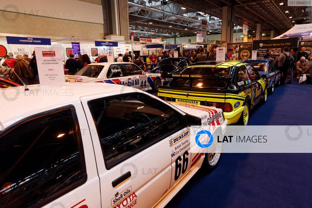 Autosport International Touring Photo