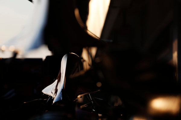 Hungaroring, Budapest, Hungary. Friday 24 July 2015. Toro Rosso bodywork. World Copyright: Charles Coates/LAT Photographic ref: Digital Image _N7T6166