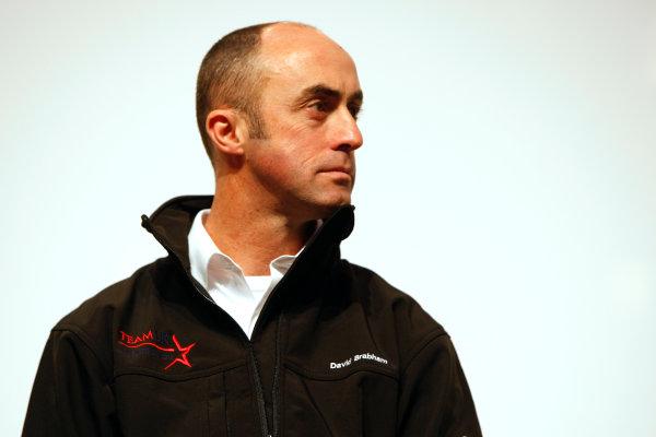 NEC, Birmingham. 14th January 2010.David Brabham, Team UK MSA Elite Drivers. Portrait.World Copyright: Alastair Staley/LAT Photographicref: Digital Image _O9T0555