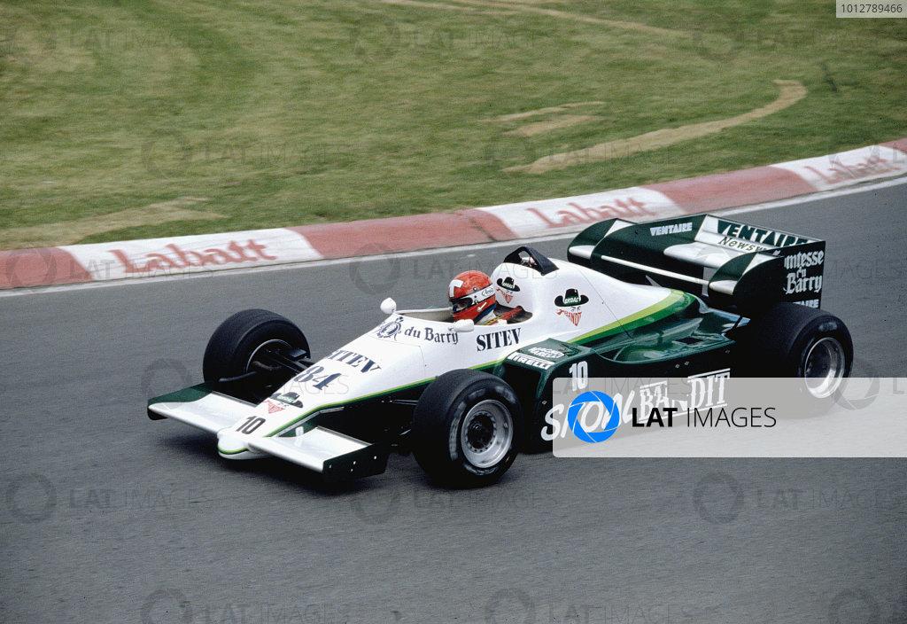 1984 Canadian Grand Prix.