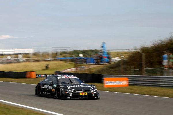 2014 DTM Championship Round 9 - Zandvoort, Netherlands. 27th - 28th September 2014 Bruno Spengler (CAN) BMW Team Schnitzer BMW M4 World Copyright: XPB Images / LAT Photographic  Ref: 3313904_HiRes.JPG