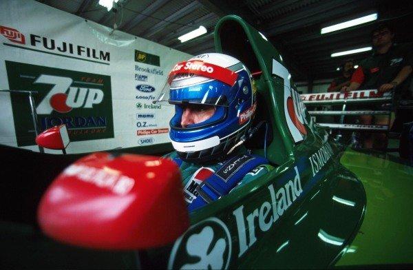 Alex Zanardi (ITA) Jordan 191.Australian Grand Prix, Adelaide, 3 November 1991