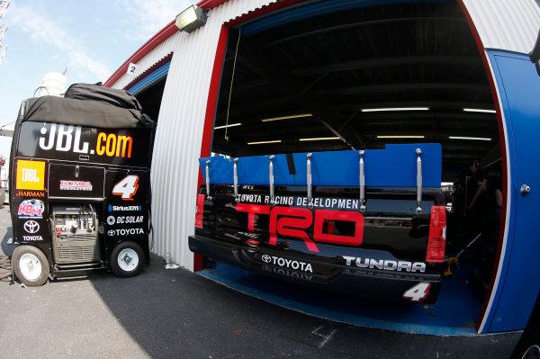 NASCAR Camping World Truck Series Fred's 250 Talladega Superspeedway Talladega, AL USA Friday 13 October 2017 Christopher Bell, Toyota Toyota Tundra World Copyright: Matthew T. Thacker LAT Images