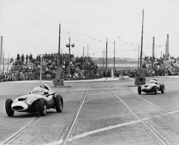 Porto, Portugal. 22 - 24 August 1958.