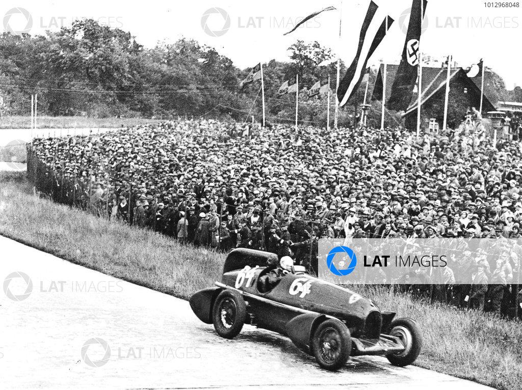 1934 Avusrennen.