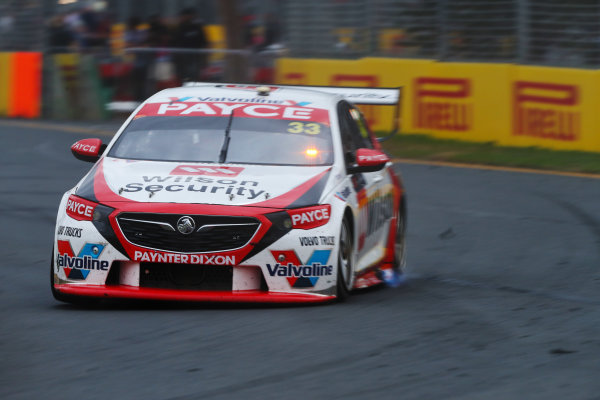 Garth Tander, Garry Rogers Motorsport Holden.