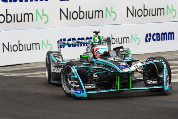 Nelson Piquet Jr. (BRA), Panasonic Jaguar Racing, Jaguar I-Type II.