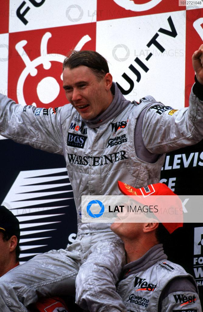 1998 Japanese Grand Prix.
